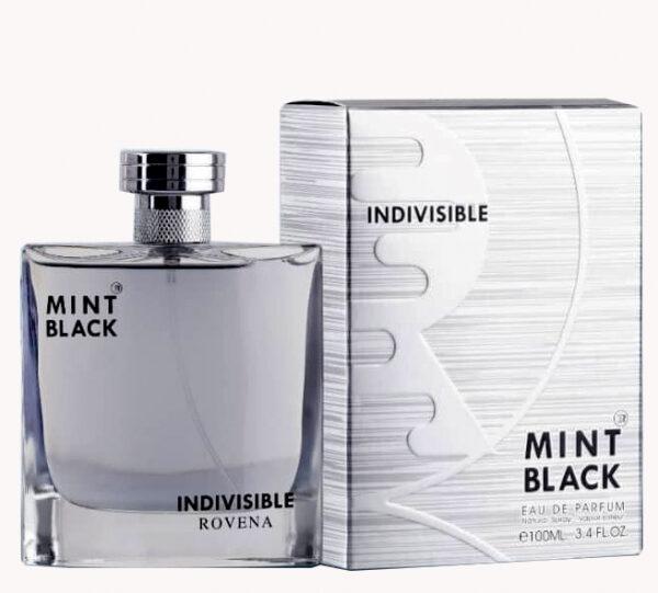 Rovena Mint Black Indivisible